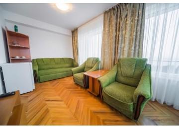 Полулюкс 2-местный 2-комнатный (Главный корпус)  | Пансионат «Литфонд»|Пицунда