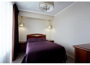 Полулюкс Комфорт 2-местный 2-комнатный (Главный корпус)  | Пансионат «Литфонд»|Пицунда