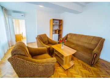 Люкс 2-местный 3-комнатный (Главный корпус) | Пансионат «Литфонд»|Пицунда