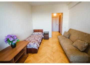 Стандарт 1-местный 1-комнатный | Пансионат «Литфонд»| Пицунда