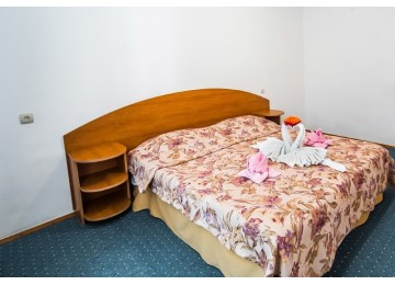 "Стандарт 2-местный 1-комнатный (Малые""№1,№2)  Пансионат «Литфонд» Пицунда"