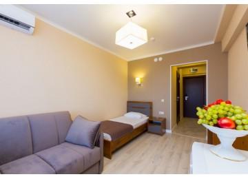 Комфорт 1-местный 1-комнатный (Главный Корпус) |Пансионат «Литфонд»| Абхазия, Пицунда